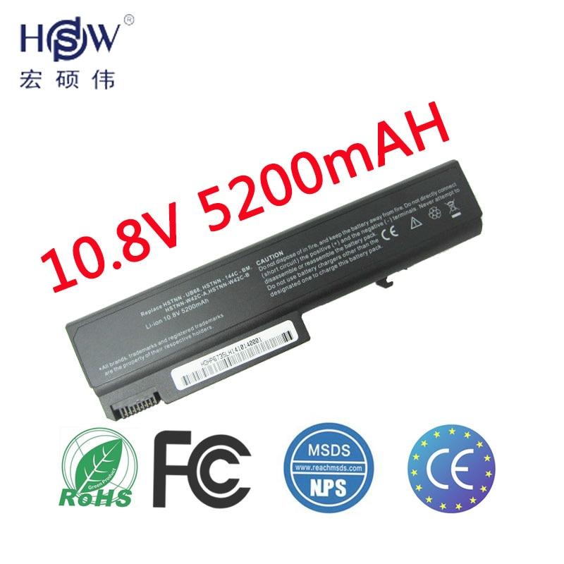 Аккумулятор для ноутбука HSW 6cells для аккумуляторов HP 6930p 8440p Аккумулятор 8440w для ноутбука 6500b 6530b 6530s 6535b 6730b 6735b аккумулятор