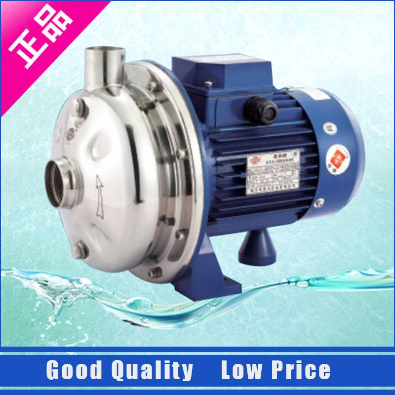 WB70 090D 220V Hot Water Pump For Small Boiler Feeding