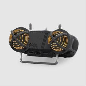 Image 3 - Zmodyfikowana antena zdalnego sterowania 16 DBi antena sygnałowa dla DJI mavic pro iskra powietrza mavic 2 pro zoom akcesoria do dronów