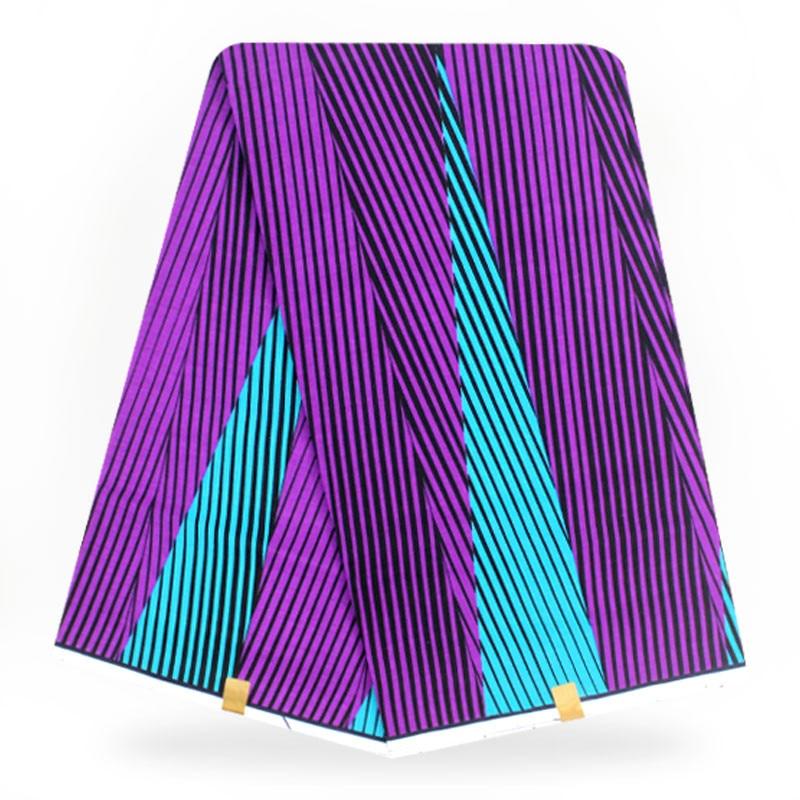 Dependable 2019 African Veritable 2019 New Hollandais Fabric High Quality Guaranteed Dutch 2019 New Hollandais Fabric For Dress Fabric