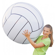 70CM/107cm/150cm Giant Inflatable Beach Ball Water Balloon Air Volleyball Pool Lawn Party Game Toys For Children Adult