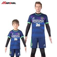 c2acdaf3d Fashion Avaliable Soccer Jerseys Football Uniform Shirts Tops For Boys and  Children Breathable Quick Dry Jersey France Football