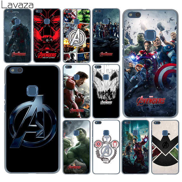 custodia huawei p smart marvel