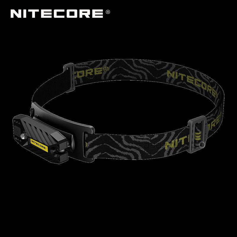 Original Nitecore T360 360 Degrees Rotatable Work Light LED Mini Rechargeable USB Headlamp 21 gram Built In Battery