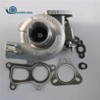 Carregador turbo TD04-10T para mistubishi l200 4d56 4d56t 2.5l 5 parafusos 49177-01502