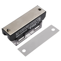 Uxcell Relay 4 32V DC To 24 480V Three Phase Solid State Relay Module DC To AC Relays Power Supplies SAM40100D AC 100A
