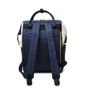 Image 4 - Женский рюкзак, японский дорожный рюкзак с кольцом, женский рюкзак для девушек, женский рюкзак для подростков, Mochilas, рюкзак через плечо