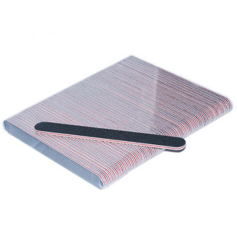 500 шт. отличное ногтей поставок красный пилочка для ногтей профессиональный маникюр Буфер Полировка Тонкий наждачной бумагой