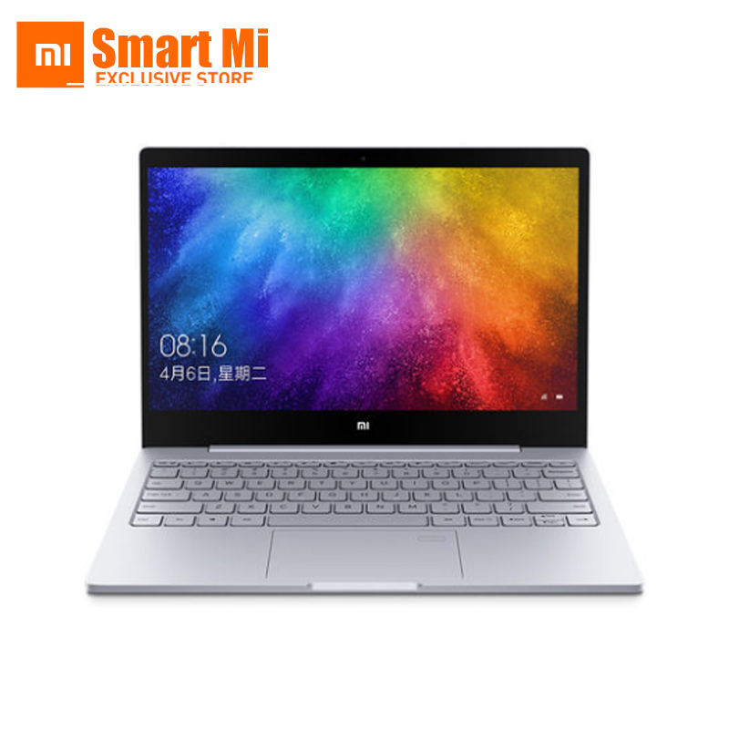 Original Xiaomi Mi Laptop Notebook Air Fingerprint Recognition Intel Core I5-7200U NVIDIA GeForce MX 13.3inch Display Windows 10