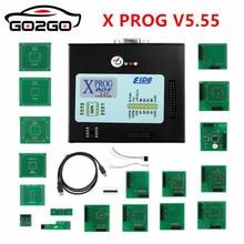 XPROG-M X Prog M Box V5.55 Авто ЭКЮ чип Тюнинг программист Xprogm Xprog 5,55 Xprog5.55 лучше, чем Xprog5.50 X-prog 5,0