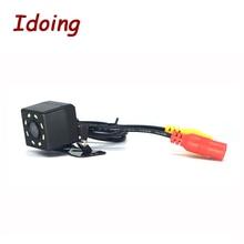 Idoing 8 IR light HD CCD Автомобильная камера заднего вида, автомобильная резервная камера заднего вида, камера заднего вида для Android 4,4/5,1/6,0/7,1/8,0