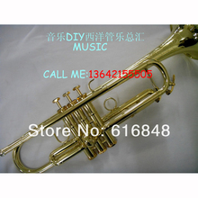 Wholesale Manufacturers– wholesale custom professional-grade small brass instruments inventory Bb trumpet