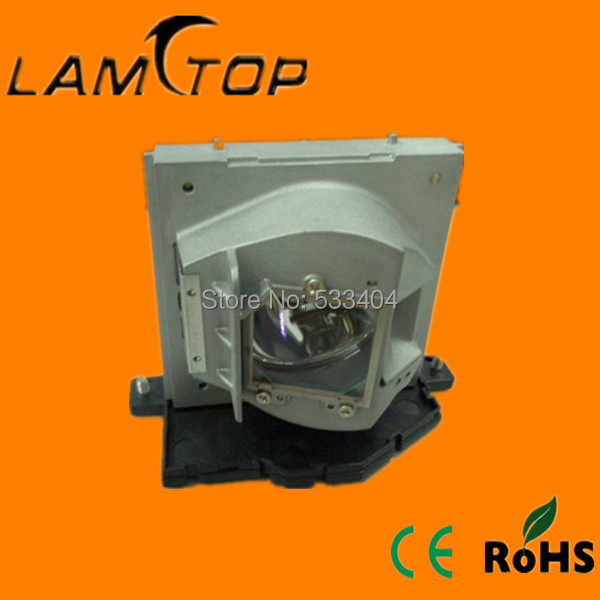 FREE SHIPPING   LAMTOP  projector lamp with housing   BL-FU260A   for  EP763 projector color wheel for optoma hd80 free shipping