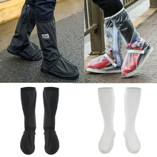 1 Pair Cycling Shoe Cover Reusable Rain Boots Waterproof Protector Overshoes