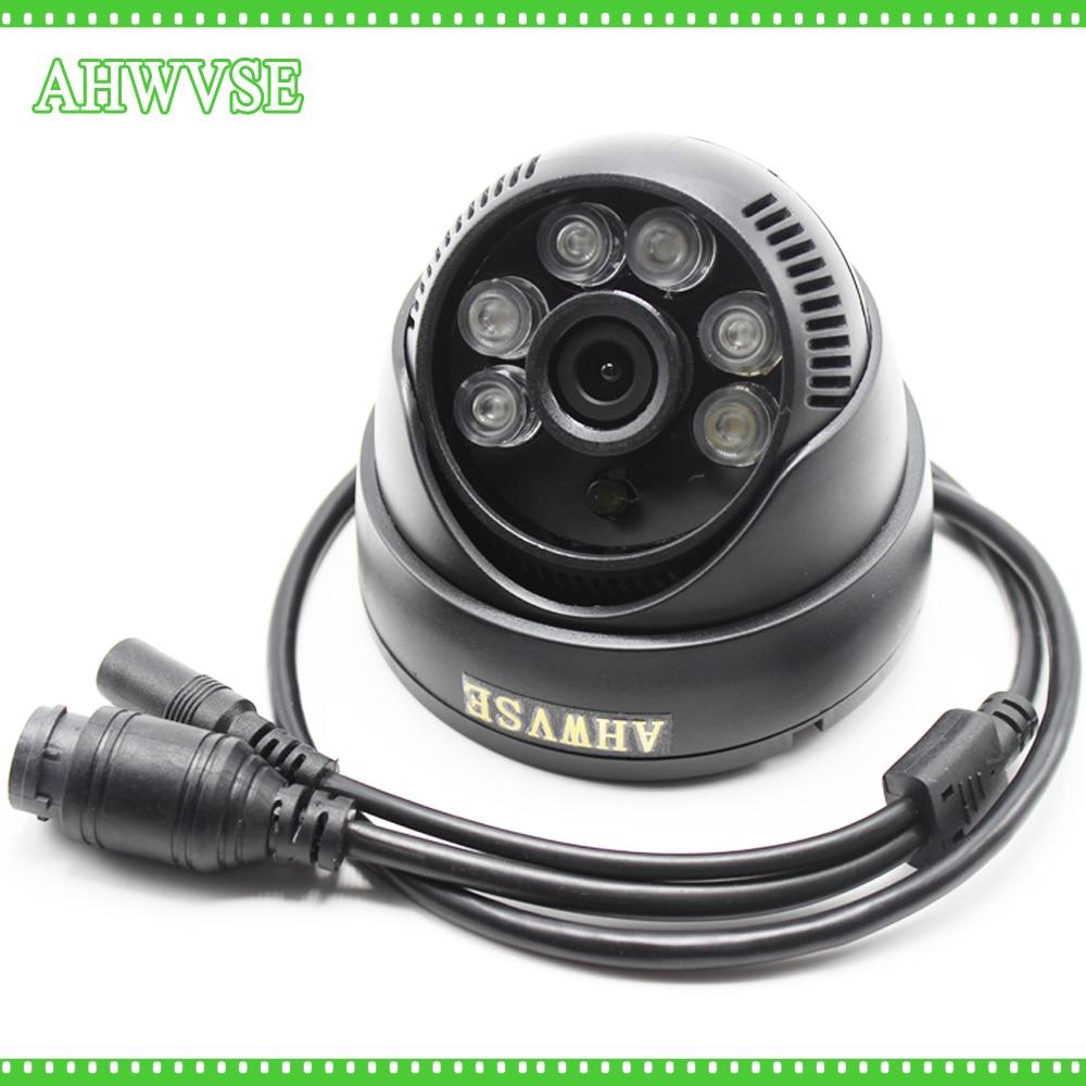 AHWVSE IP Audio Caméra 720 P 960 P 1080 P POE CCTV de Sécurité HD Caméra Réseau IRCUT Vision Nocturne ONVIF H.264 Extenal Microphone