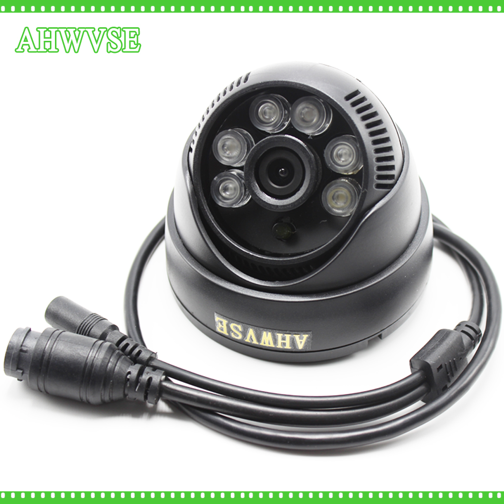 AHWVSE IP Audio Camera 720P 960P 1080P POE CCTV Security HD Network Camera IRCUT NightVision ONVIF H.264 Extenal Microphone