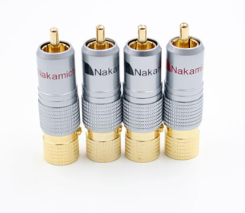 RCA plug (4)