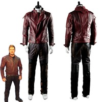 Guardians Of The Galaxy Cosplay Costume Halloween Costumes For Adult Star Lord Cosplay Costume Star Lord