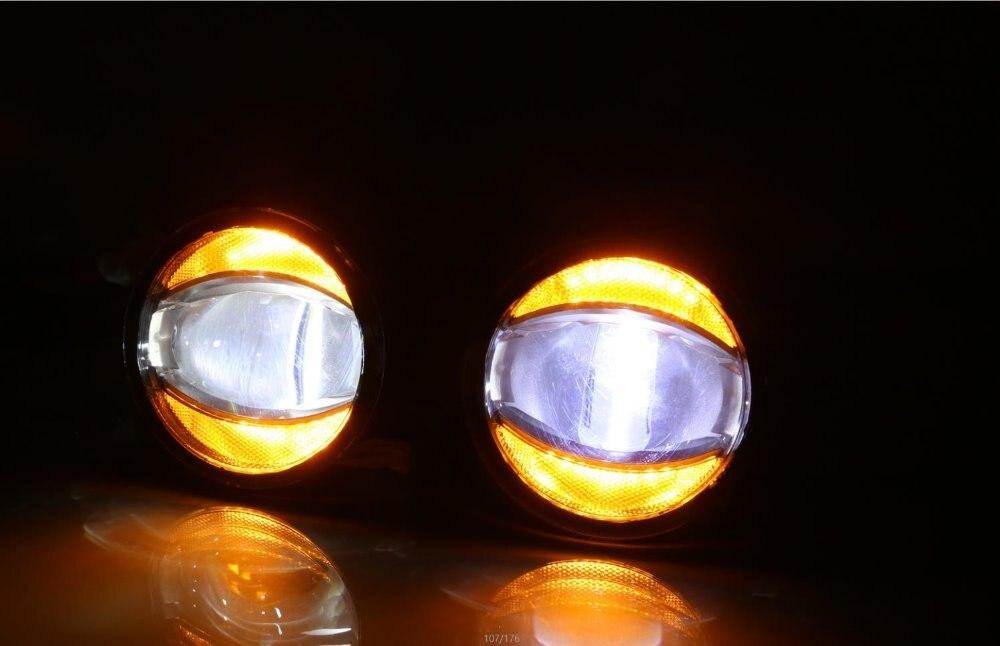 Osmrk led antibrouillard + feux de jour pour citroën C1 C2 C3 C3-xr C4 C4L C-QUATRE PICASSO XSARA c-elysee
