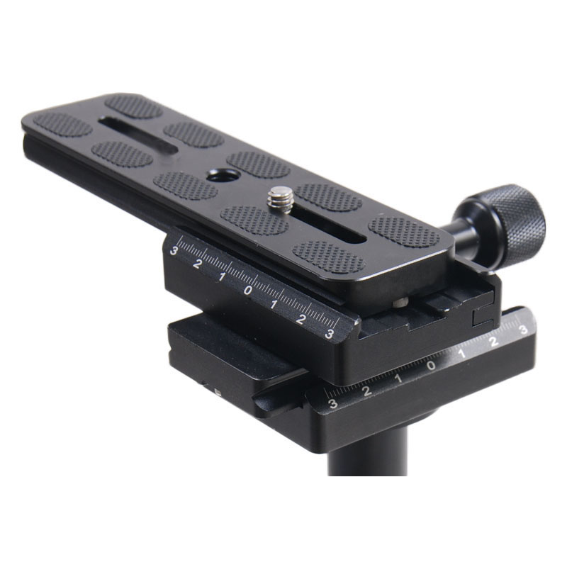 S60 60cm Video stabilizator Ručni DSLR fotoaparat Steadicam Stabilan - Kamera i foto - Foto 4