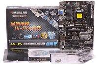 Free shipping original new desktop motherboard for Biostar Hi Fi B85S2 LGA 1150 DDR3 Desktop Motherboard