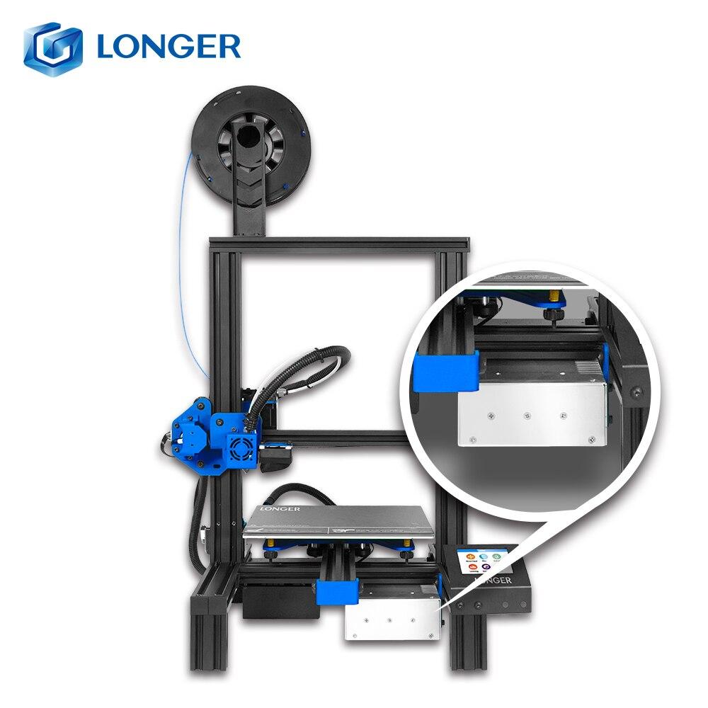 PLUS 3D Imprimante FDM LK2 Haute Précision 3D Drucker Impresora 220X220X250 - 2