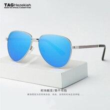 Поляризационные солнцезащитные очки для мужчин, высокое качество, роскошные винтажные Ретро солнцезащитные очки для женщин,, брендовые дизайнерские женские солнцезащитные очки UV400 для вождения