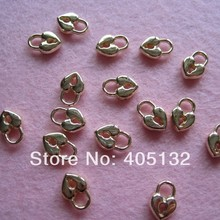 MP-11 3D 50 pz/borsa Metallo Piccoli Pendenti Gioielli Accessori Nail Art Deco Charms In Metallo(China)