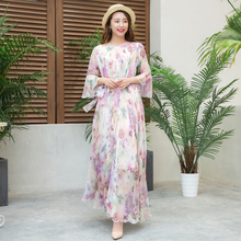 9c14a7174113d Buy pink maxi dress maternity and get free shipping on AliExpress.com