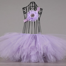 Newborn Baby Tutu Skirts With Headband [7 Colors]