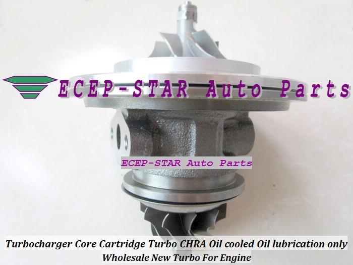 Turbocharger Core Cartridge Turbo CHRA Oil cooled Oil lubricationK03 53039880015 (4)