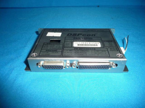 Fastech DSPcon FAS-1500D 1 Axis Motion Controller  C