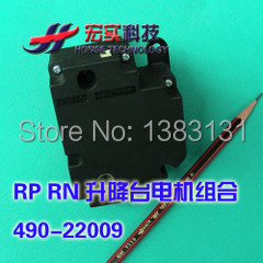 ORIGINAL Duplicator ELEVATOR MOTOR ASS'Y fit for RISO RPA3 RN RPB4 490-22009 FREE SHIPPING x treme ps 1400