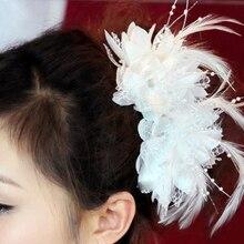 Hair Clips Hair Accessories Hairpin Wrist Cuff HeadBand Corsage new Elastic Wedding hairpins hair accessories BD004