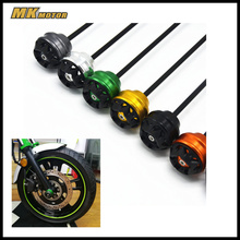 SCR950 CNC Accessories Front  Axle Fork Sliders Crash Protector Motorcycle For SCR 950 scr 2017-2018