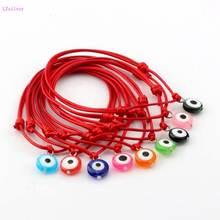 9 шт разноцветные акриловые бусины подвески для браслетов
