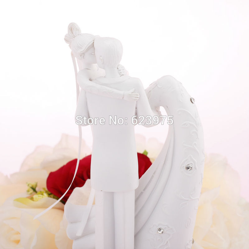 Fantastic Katemelon Bride Groom Wedding Cake Toppers Figurines White Gamerscity Chair Design For Home Gamerscityorg