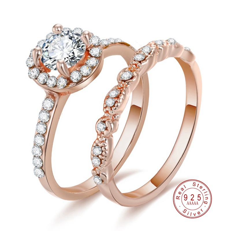 KISSWIFE-2-Pcs-Set-Crystal-Ring-Jewelry-Rose-Gold-Color-Wedding-Rings-Women-Girls-Gift-Engagement (1)