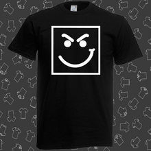BON JOVI Have A Nice Day Smirk Logo Mens Black T-Shirt O-Neck Fashion Casual High Quality Print T Shirt