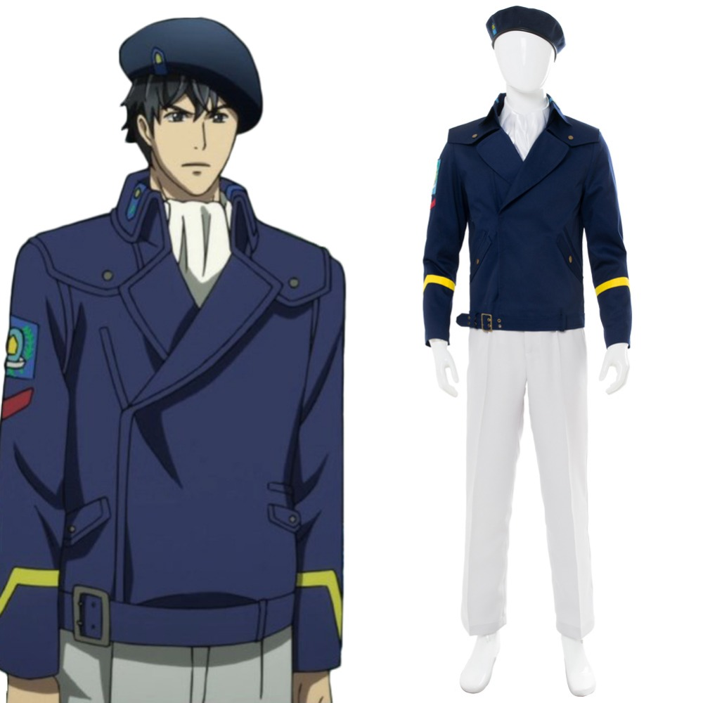 Legend of the Galactic Heroes Cosplay Die Neue These Yang Wen-li Adult Men Full Suits Halloween Carnival Costumes Tailor Made legend of the galactic heroes volume 2 ambition