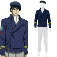 Legend of the Galactic Heroes Cosplay Die Neue These Yang Wen li Adult Men Full Suits Halloween Carnival Costumes Tailor Made