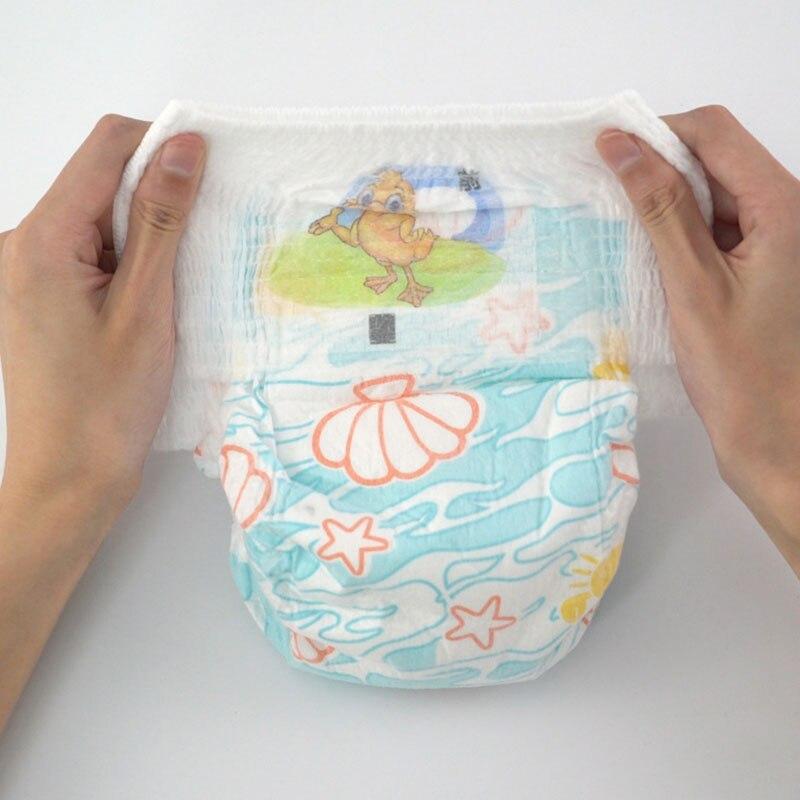 Купить водонепроницаемые одноразовые подгузники для детей 5 16 кг