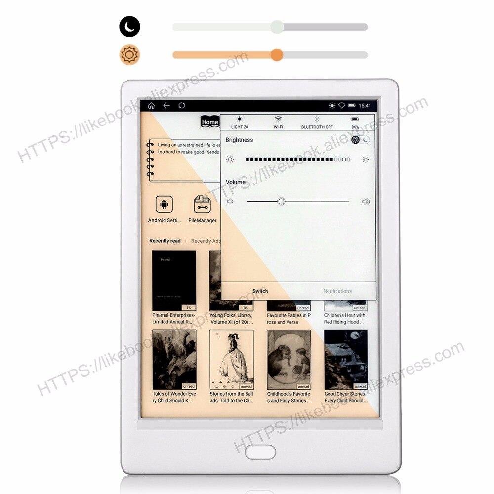 2019 nouveauté lecteur de livres électroniques 7.8 pouces comme livre Muses Android 6. 0 frontlight Octa core 2GB RAM avec fonction d'écriture manuscrite-in EBook Reader from Electronique    3