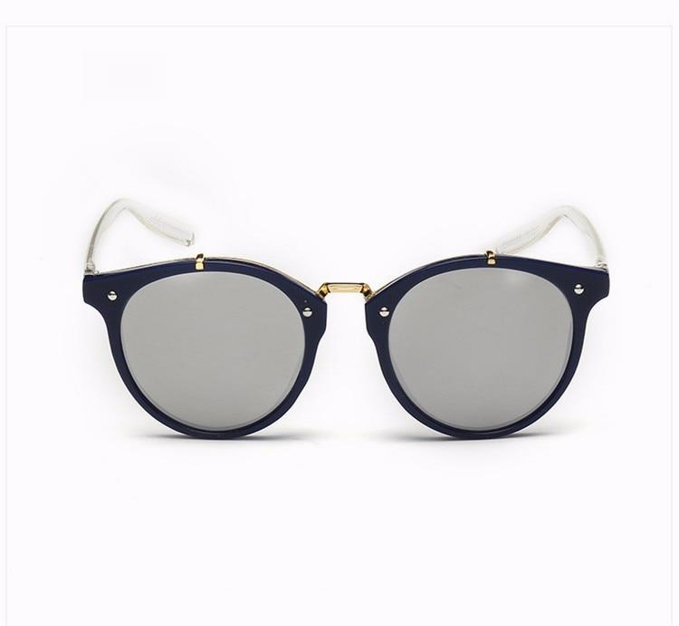 Fashion Vintage Round Sunglasses Women Men Brand Designer Retro Mirror Sunglass Ladies Female Male Sun Glasses For Women Glasses (28)