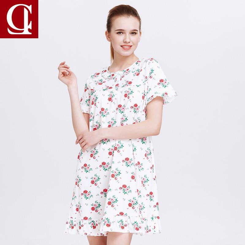 Womens Organic Cotton shorts with Unicorns, Cute Woman