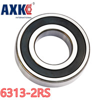 2018 Promotion Rolamentos 1pcs Bearing 6313 2z 6313 2rs 65x140x33 Shielded Deep Groove Ball Bearings Single
