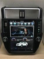 12 HD Android 6.0 стерео головного устройства byncg для Toyota Land Cruiser Prado 150 2010 2013 Радио GPS navi аудио 2 ГБ Оперативная память 32 ГБ flash