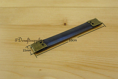 10 cm metal frame internal Flex purse frame Flex frame Pinch Purse Frames K44