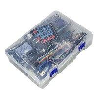 Starter Kit - Uno R3 Breadboard And Holder Step Motor / Servo /1602 LCD / Jumper Wire UNO R3 Starter Kit for arduino