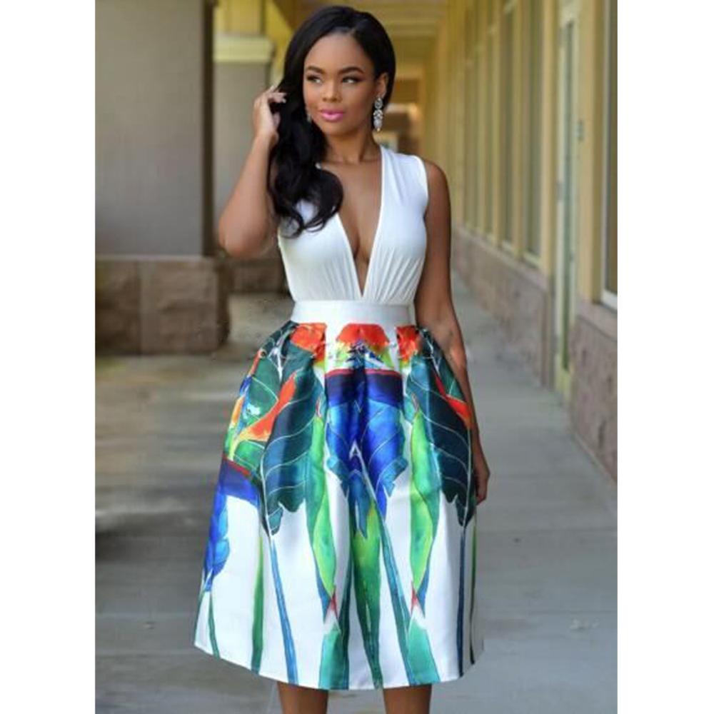 buy fashion sexy deep v retro white dress women vintage dress wholesale african. Black Bedroom Furniture Sets. Home Design Ideas